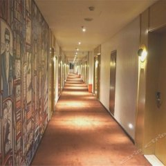 IU Hotel (Rongchang High-speed Railway Station) интерьер отеля фото 3