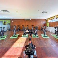 Pestana Vila Sol Golf & Resort Hotel фитнесс-зал фото 2