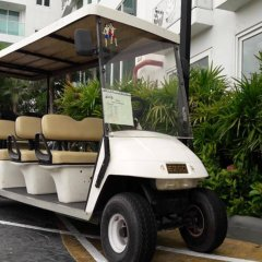 Отель Amazon Residence Pattaya Jomtien Паттайя городской автобус