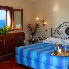 Отель La Rosa Sul Mare Сиракуза в номере