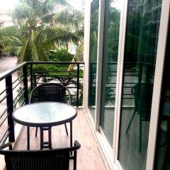 Отель Access Inn Pattaya балкон