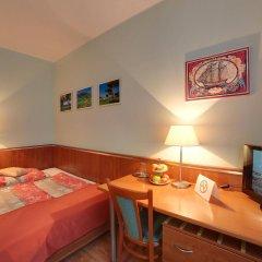 Отель Penzion Fan Чехия, Карловы Вары - 1 отзыв об отеле, цены и фото номеров - забронировать отель Penzion Fan онлайн удобства в номере фото 2