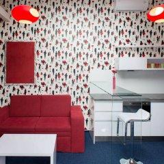 Отель ADC Design Apartmány Чехия, Брно - отзывы, цены и фото номеров - забронировать отель ADC Design Apartmány онлайн комната для гостей фото 5