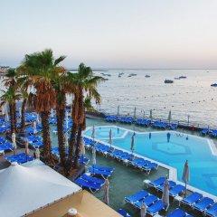 Отель AX ¦ Seashells Resort at Suncrest пляж