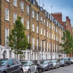 Апартаменты Marylebone Apartments парковка