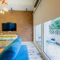 Отель Asja Apartment Сербия, Белград - отзывы, цены и фото номеров - забронировать отель Asja Apartment онлайн комната для гостей фото 3