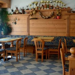 Отель Albergo Trentino питание