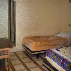 Отель Hôtel La Gazelle Ouarzazate Марокко, Уарзазат - отзывы, цены и фото номеров - забронировать отель Hôtel La Gazelle Ouarzazate онлайн комната для гостей фото 5