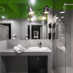 Отель Bike Up Польша, Вроцлав - отзывы, цены и фото номеров - забронировать отель Bike Up онлайн ванная фото 2