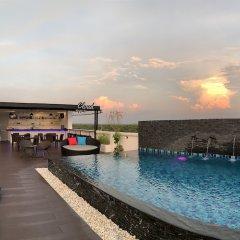 Отель The Seens Hotel Таиланд, Краби - отзывы, цены и фото номеров - забронировать отель The Seens Hotel онлайн бассейн