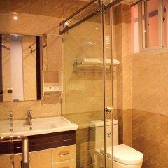 Отель Chen Bai Ma Guest House- Xiamen Китай, Сямынь - отзывы, цены и фото номеров - забронировать отель Chen Bai Ma Guest House- Xiamen онлайн ванная фото 2