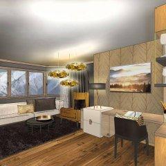 Отель Alpenhotel Enzian Зёльден комната для гостей фото 5