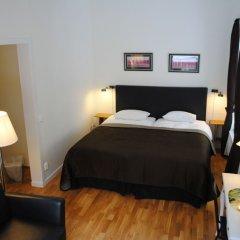 Отель August Strindberg Hotell комната для гостей