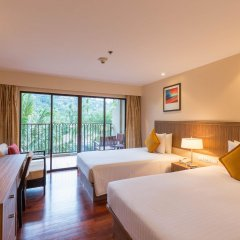 Отель Novotel Phuket Surin Beach Resort комната для гостей