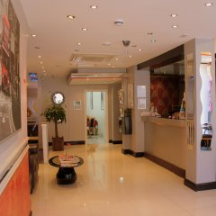 Plaza London Hotel интерьер отеля