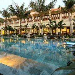 Отель Almanity Hoi An Wellness Resort бассейн фото 2
