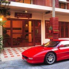 Отель Siamese Views Lodge Бангкок городской автобус