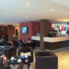 Отель Tia Maria Premium Hotel Болгария, Солнечный берег - отзывы, цены и фото номеров - забронировать отель Tia Maria Premium Hotel онлайн интерьер отеля фото 2