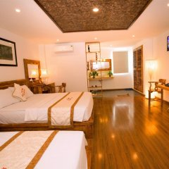 Rex Hotel and Apartment комната для гостей