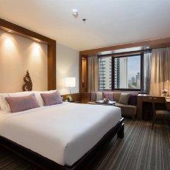 Отель The Sukosol Бангкок комната для гостей фото 3