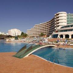 Отель Apartamento Paraiso De Albufeira Португалия, Албуфейра - 2 отзыва об отеле, цены и фото номеров - забронировать отель Apartamento Paraiso De Albufeira онлайн бассейн фото 3