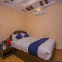 Отель OYO 264 Hotel Antique Kutty Непал, Катманду - отзывы, цены и фото номеров - забронировать отель OYO 264 Hotel Antique Kutty онлайн комната для гостей фото 4