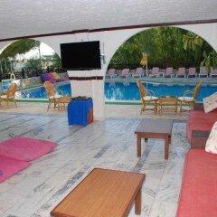 Yildiz Hotel фитнесс-зал