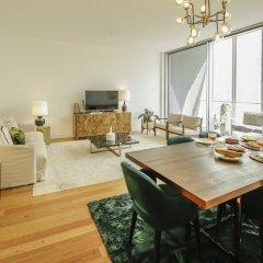 Апартаменты Avenidas Apartments by Linc комната для гостей фото 3