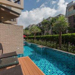 Отель The Charm Resort Phuket 4* Номер Делюкс с различными типами кроватей фото 4