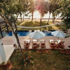 Отель The Mangrove Panwa Phuket Resort бассейн фото 2