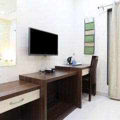 Отель Treebo Trend Blueberry Inn Индия, Райпур - отзывы, цены и фото номеров - забронировать отель Treebo Trend Blueberry Inn онлайн удобства в номере фото 2