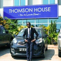 Отель Thomson House спортивное сооружение