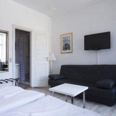 Отель Amager Дания, Копенгаген - отзывы, цены и фото номеров - забронировать отель Amager онлайн комната для гостей фото 3