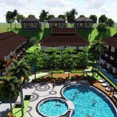 Отель Aonang Princeville Villa Resort and Spa бассейн фото 3