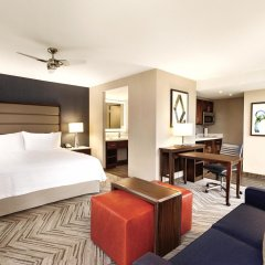 Отель Homewood Suites by Hilton Washington DC Capitol-Navy Yard комната для гостей