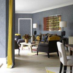 Отель Ham Yard Лондон комната для гостей