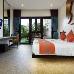 Отель Golden Temple Villa комната для гостей фото 2