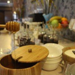 Отель Нью Баку питание