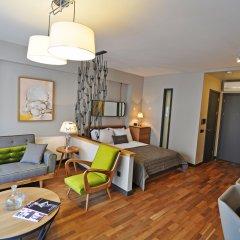 Отель Brickpalas Стамбул комната для гостей фото 4