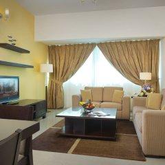 TIME Crystal Hotel Apartments комната для гостей