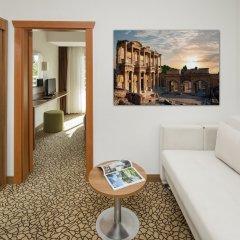 Отель Richmond Ephesus Resort - All Inclusive Торбали комната для гостей фото 4