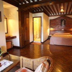 Отель Kantipur Temple House Непал, Катманду - 1 отзыв об отеле, цены и фото номеров - забронировать отель Kantipur Temple House онлайн комната для гостей фото 5