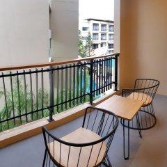 Отель Aurico Kata Resort And Spa пляж Ката балкон