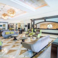 Отель Holiday Inn Bur Dubai Embassy District Дубай интерьер отеля фото 3