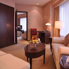 Shanghai Grand Trustel Purple Mountain Hotel комната для гостей фото 2