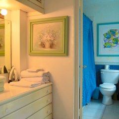 Отель Garden Beach Studios at Montego Bay Club Ямайка, Монтего-Бей - отзывы, цены и фото номеров - забронировать отель Garden Beach Studios at Montego Bay Club онлайн ванная фото 2