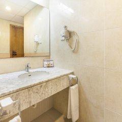 Отель Globales Nova Apartamentos Испания, Магалуф - 1 отзыв об отеле, цены и фото номеров - забронировать отель Globales Nova Apartamentos онлайн ванная фото 2