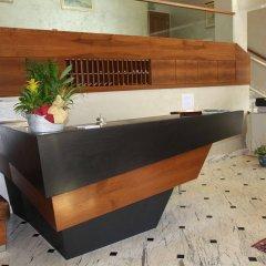 Отель Iris Генуя интерьер отеля