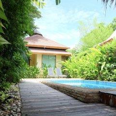 Отель ChiCChiLL @ Eravana, eco-chic pool-villa, Pattaya бассейн фото 3