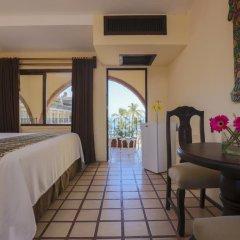Отель Playa Los Arcos - Resort And Spa All Inclusive Пуэрто-Вальярта комната для гостей фото 2